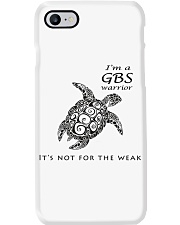 GBS warrior Phone Case thumbnail