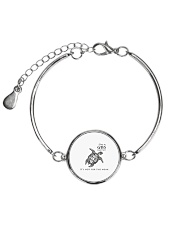GBS warrior Metallic Circle Bracelet thumbnail