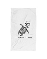 GBS warrior Hand Towel thumbnail