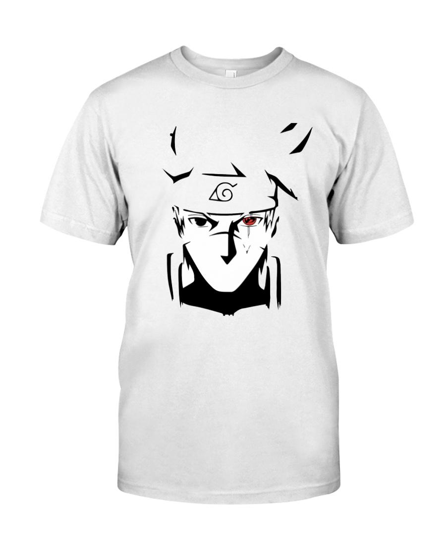 kakashi face Classic T-Shirt