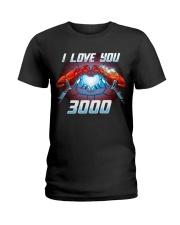 I love you 3000 Ladies T-Shirt thumbnail