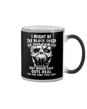 LOVE SKULL Color Changing Mug thumbnail
