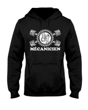 Mechanic Design Hooded Sweatshirt thumbnail