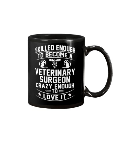 Skilled Enough To Become a Veterinary Surgeon