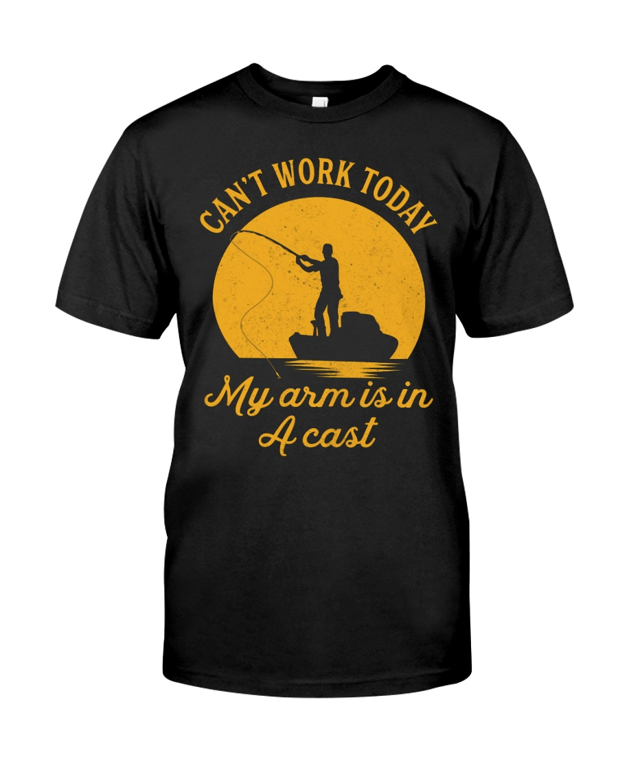 Can't Work Today Premium Fit Mens Tee