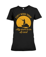 Can't Work Today Premium Fit Ladies Tee thumbnail