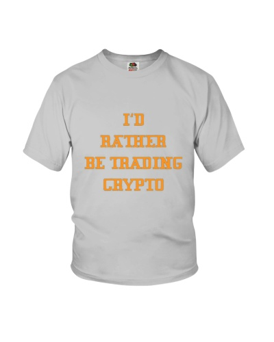 I  d Rather Be Trading Crypto Cryptocurrency H
