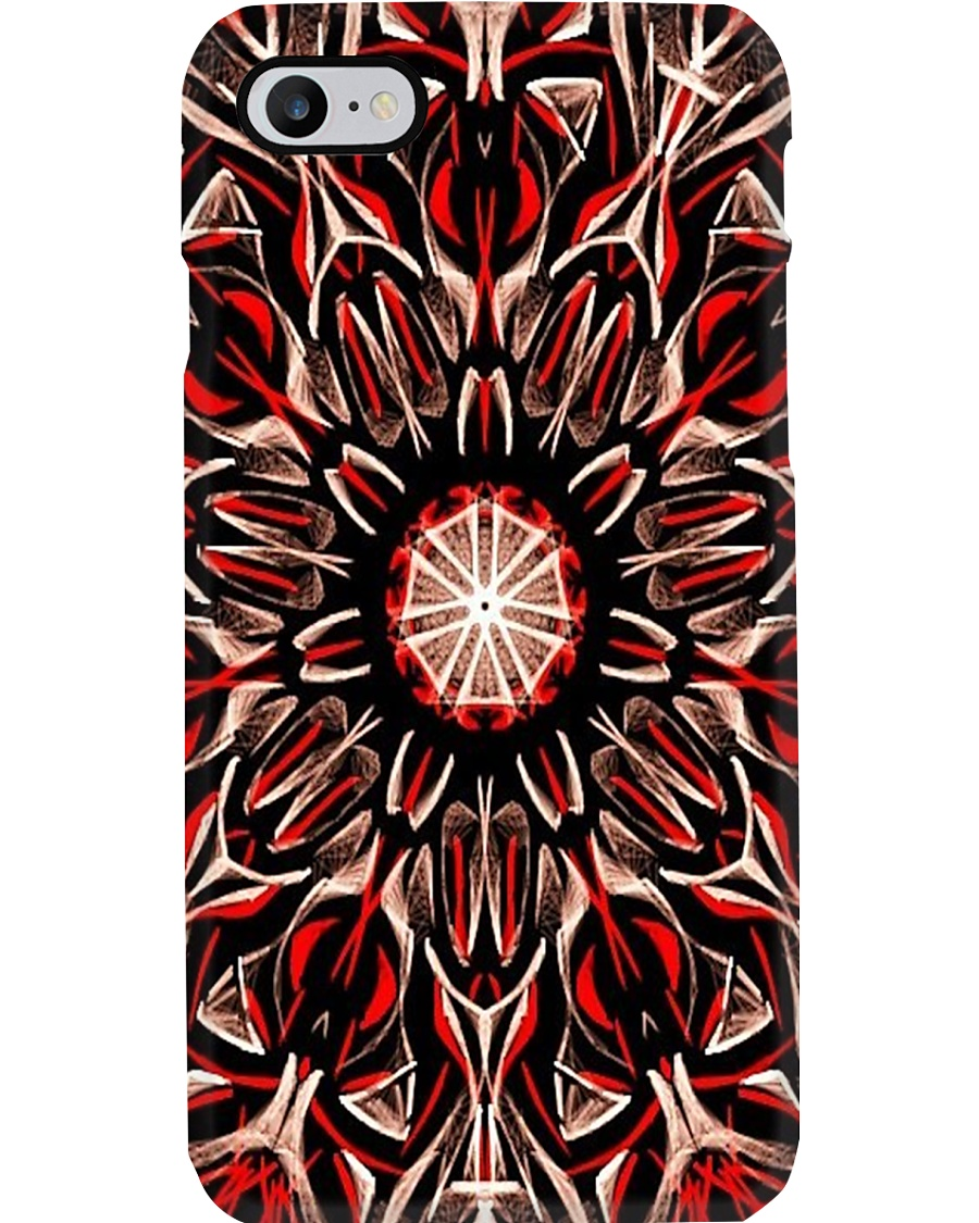 Red Moon Phone Case Phone Case