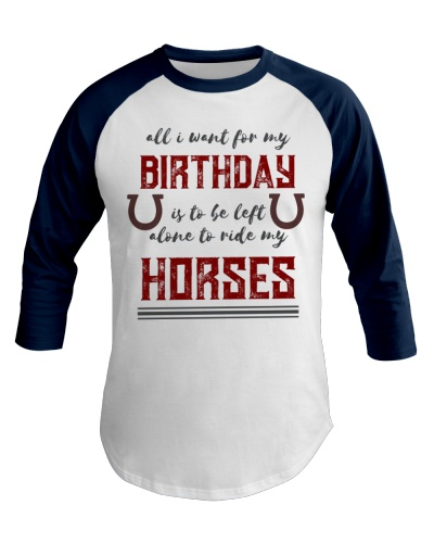 Birthday Horse for Cowboys and Cowgirls