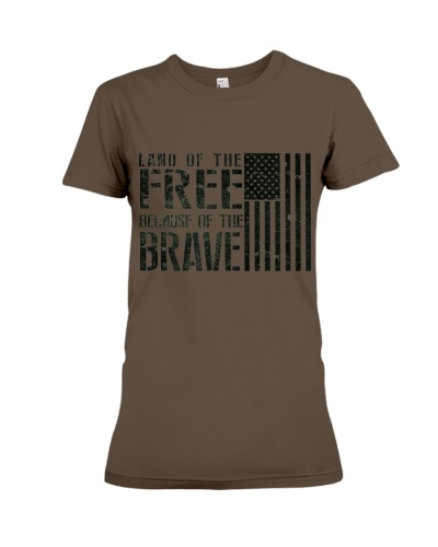 Because of the Brave Memorial Day