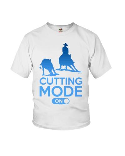 Cutting Horse Cutting Mode On