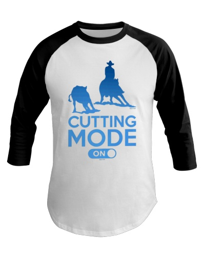 Cutting Horse Cutting Mode On