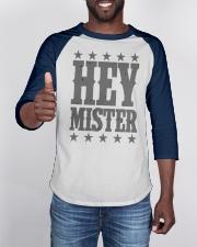 Hey Mister Funny Cowboy Gaming Premium Baseball Tee apparel-baseball-tee-lifestyle-08