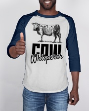 Cow Whisperer Love Cows Cowboy Cowgirl Baseball Tee apparel-baseball-tee-lifestyle-08