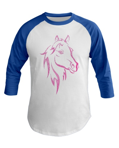 Equestrian Horse for Kids Children Funny