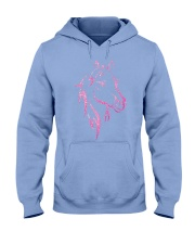 Equestrian Horse for Kids Children Funny Hooded Sweatshirt thumbnail