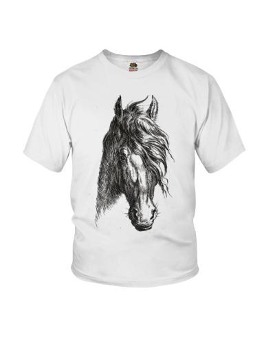 Horse Lovers Vintage Horseback Riding Lovers
