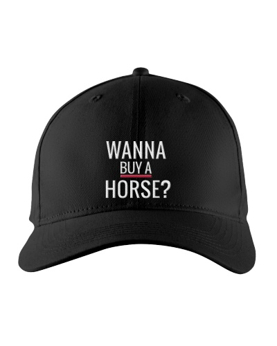 Wanna buy a horse