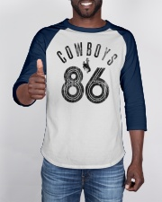 Cowboy 86 Saddle Bronc Premium Baseball Tee apparel-baseball-tee-lifestyle-08
