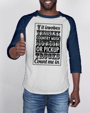 If It Involves Cowboys Count Me In Baseball Tee apparel-baseball-tee-lifestyle-08