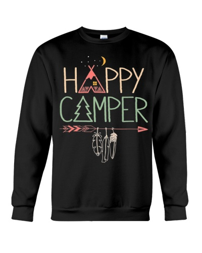 Happy Camping Camper