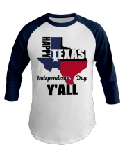 Funny I'm Not Retired Professional Cowboys Baseball Tee front