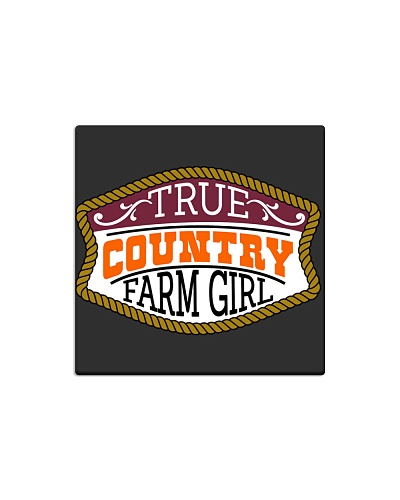True Country Farm Girl