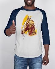 Horse and a Cowboy Baseball Tee apparel-baseball-tee-lifestyle-08