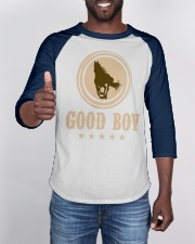 Good Boy Horse Lovers Funny Cowboy Gaming Premium Baseball Tee apparel-baseball-tee-lifestyle-08