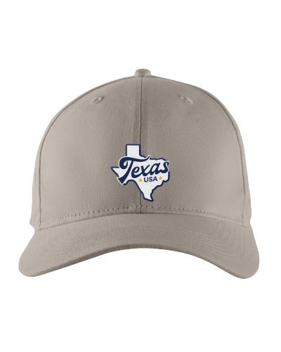 Texas USA Map Reputation