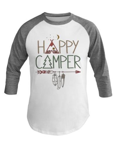 Happy Camping Camper