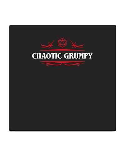 Chaotic Grumpy Alignment