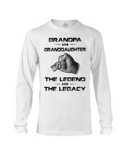 Grandpa - Granddaughter Long Sleeve Tee thumbnail