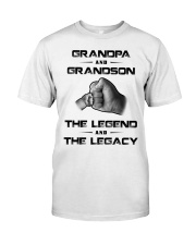Grandpa - Grandson Classic T-Shirt tile