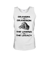Grandpa - Grandson Unisex Tank thumbnail