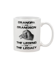 Grandpa - Grandson Mug thumbnail