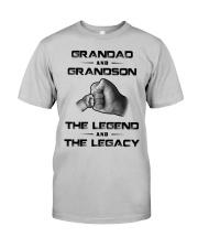 Granddad - Grandson Classic T-Shirt front