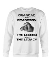 Granddad - Grandson Crewneck Sweatshirt thumbnail