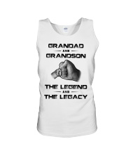 Granddad - Grandson Unisex Tank thumbnail