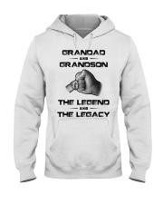 Granddad - Grandson Hooded Sweatshirt thumbnail