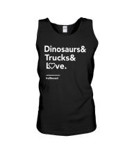 Valentine Shirt for Boys Unisex Tank thumbnail