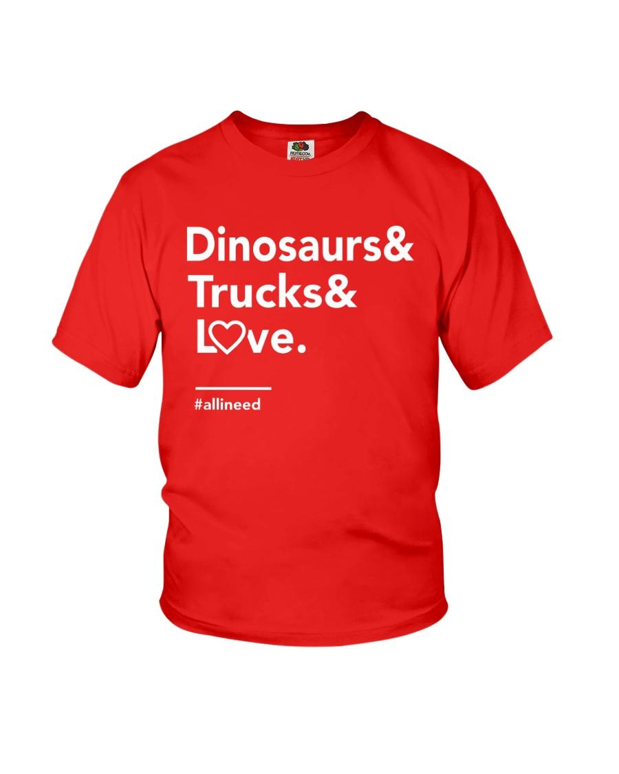 Valentine Shirt for Boys Youth T-Shirt