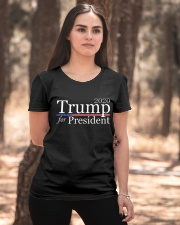 Trump for our President 2020 T Shirt Ladies T-Shirt apparel-ladies-t-shirt-lifestyle-05