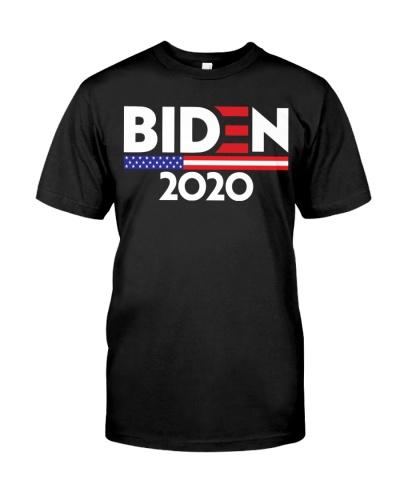 Biden 2020 Flag  Shirt