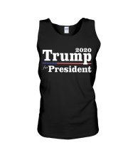 Trump for our President 2020 T Shirt Unisex Tank thumbnail