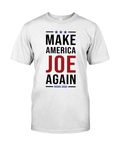 Make America Joe Again