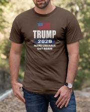 Trump 2020 T Shirt Classic T-Shirt apparel-classic-tshirt-lifestyle-front-53
