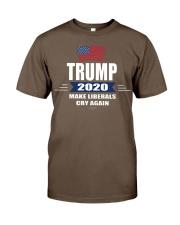Trump 2020 T Shirt Classic T-Shirt front