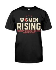 Women Rising New York City T Shirt Premium Fit Mens Tee thumbnail