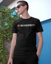 UEFA Mafia No Respect T Shirt Classic T-Shirt apparel-classic-tshirt-lifestyle-17